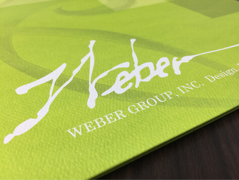Weber Group Brochure Series