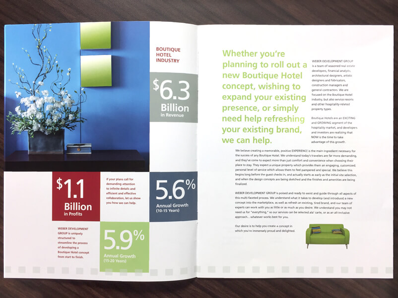 Weber Group Brochure Series