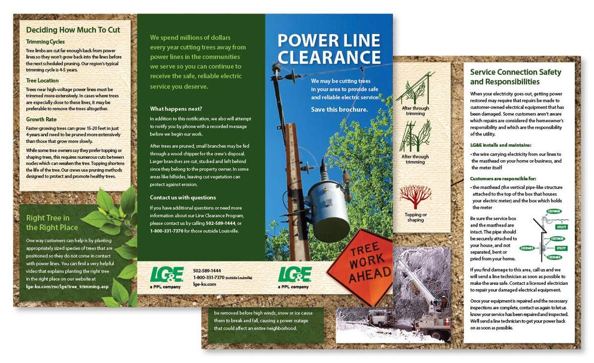 LG&E Line Clearance Brochure