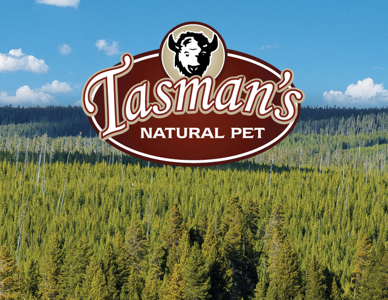 Tasman's Natural Pet Packaging