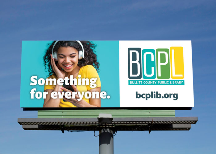 Bullitt County Public Library Billboard
