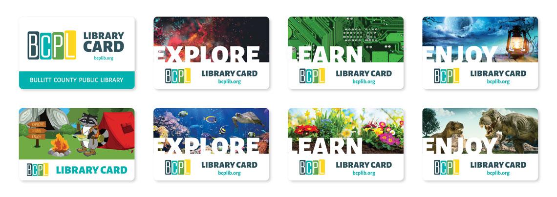 Bullitt County Public Library - New Library Cards
