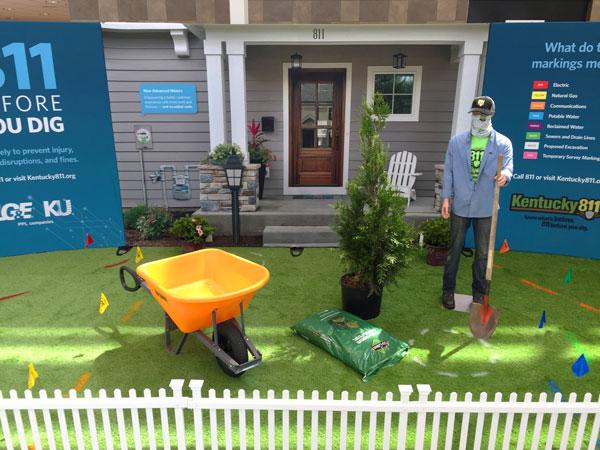 LG&E Home, Garden & Remodeling Show 2021 Exhibit